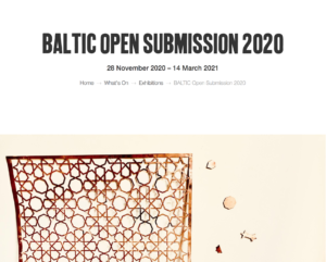BALTIC Installation
