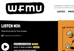 WFMU Radio : New York/New Jersey