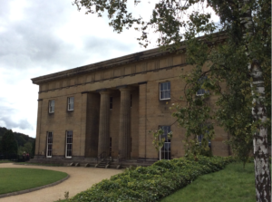 Greece Recreated : Belsay Hall